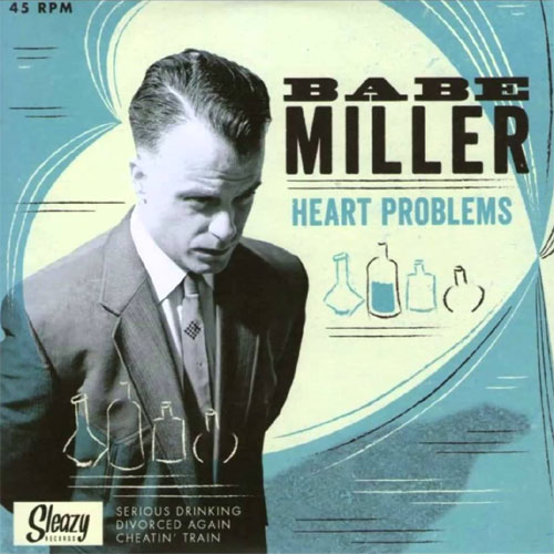 BABE MILLER : Heart problems