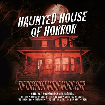 HAUNTED HOUSE OF HORROR : Original  soundtrack Recordings