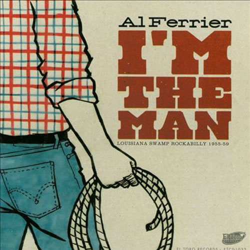 AL FERRIER : I'm the man