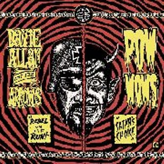 DAVIE ALLAN & THE ARROWS : Pow Wows / Devil...