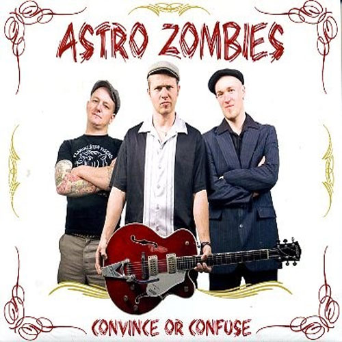 ASTRO ZOMBIES, THE : Convince or confuse