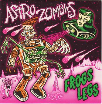 ASTRO ZOMBIES : Frogs legs