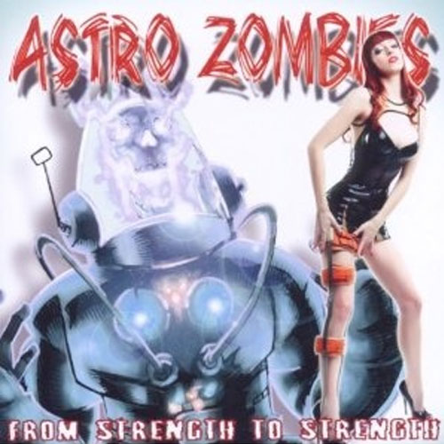 ASTRO ZOMBIES : From strength to strength