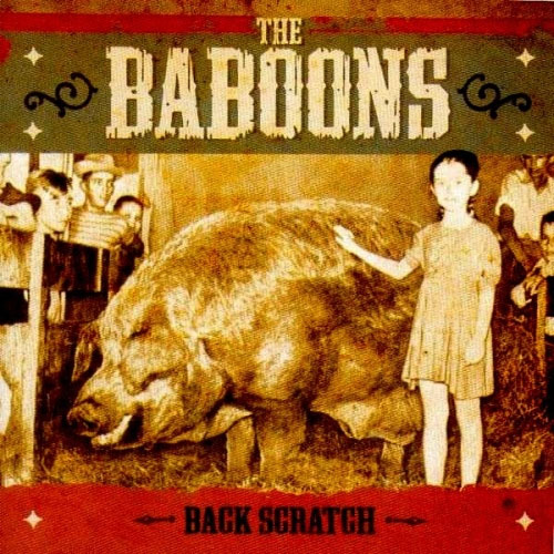 THE BABOONS: BACK SCRATCH