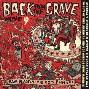 BACK FROM THE GRAVE : Volume 9