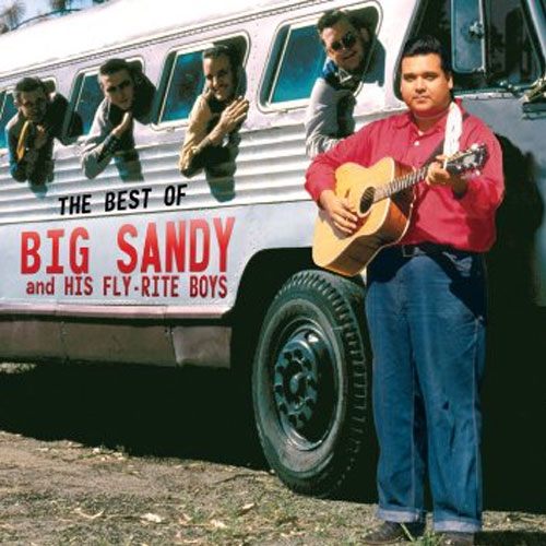 BIG SANDY & HIS FLY RITE BOYS : The best of