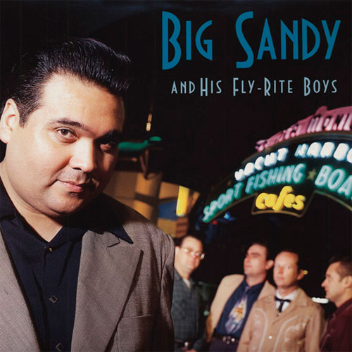 BIG SANDY & HIS FLY RITE BOYS : Night Tide