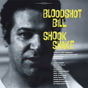 BLOODSHOT  BILL : Shook shake