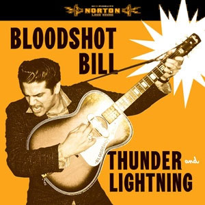 BLOODSHOT  BILL : Thunder and lightning