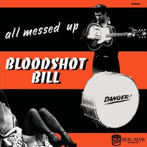 BLOODSHOT BILL : All messed up
