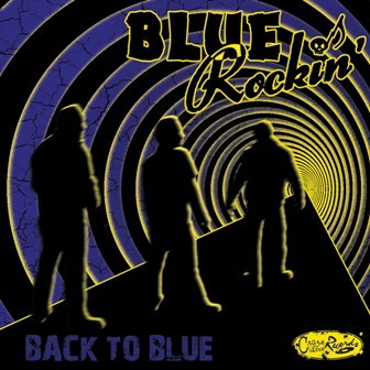 BLUE ROCKIN' : Back to blue