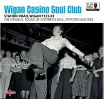 CLUB SOUL : Wigan Casino Soul Club