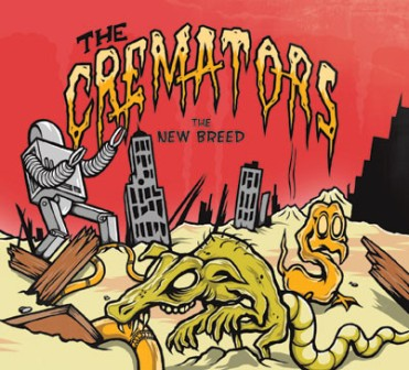 CREMATORS, THE : The New Breed