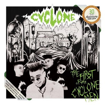 CYCLONE : The First Of The Cyclone Men
