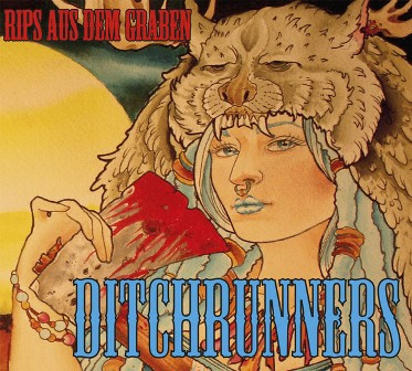 DITCHRUNNERS : Rips Aus Demo Graben