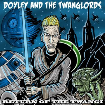 DOYLEY & THE TWANGLORDS : Volume 2