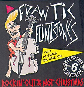 FRANTIC FLINTSTONES - Rockin' out & not Christmas