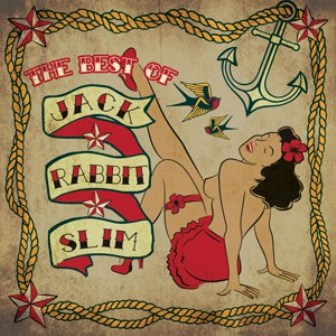JACK RABBIT SLIM : The Best Of