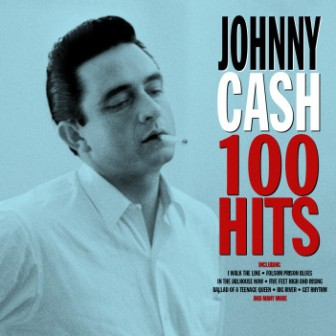 JOHNNY CASH : 100 Hits