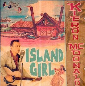 KIERON MC DONALD : ISLAND GIRL