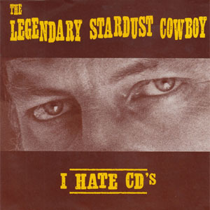 Legendary Stardust Cowboy, The - Kiss And Run