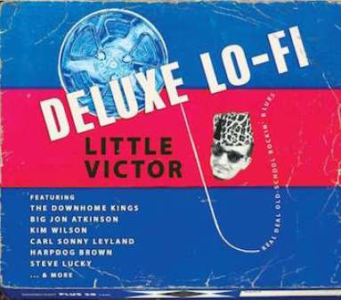 LITTLE VICTOR : Deluxe Lo-Fi