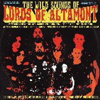 LORDS OF ALTAMONT : The Wild Sounds of...(Col.LP)