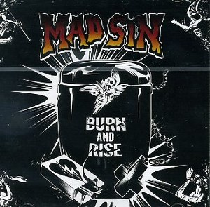 MAD SIN: : BURN AND RISE