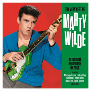 MARTY WILDE : The very best of...