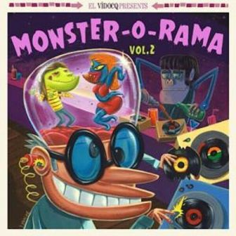 MONSTER-O-RAMA : Vol. 2