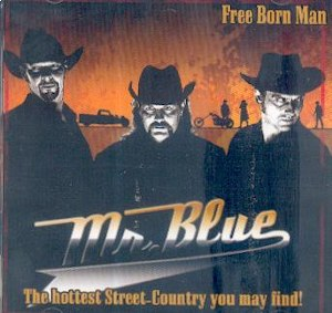 MR. BLUE: FREE BORN MAN