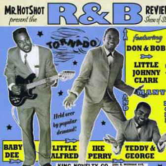 MR. HOT SHOT THE R&B REVIEW : Volume 3