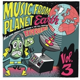 MUSIC FROM PLANET EARTH : Volume 3