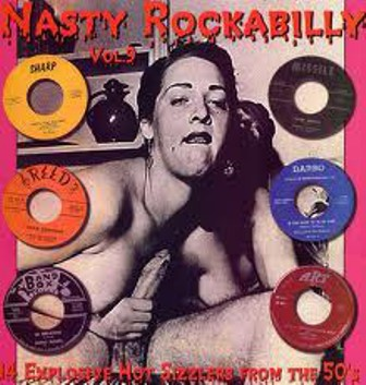 NASTY ROCKABILLY : Volume 9