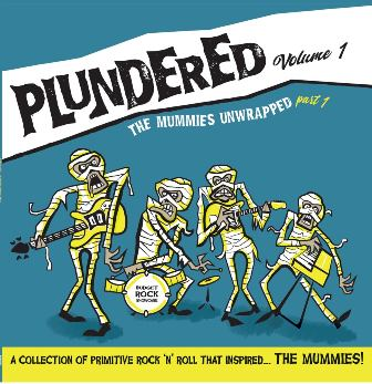 PLUNDERED : Volume 1 - The Mummies Unwrapped