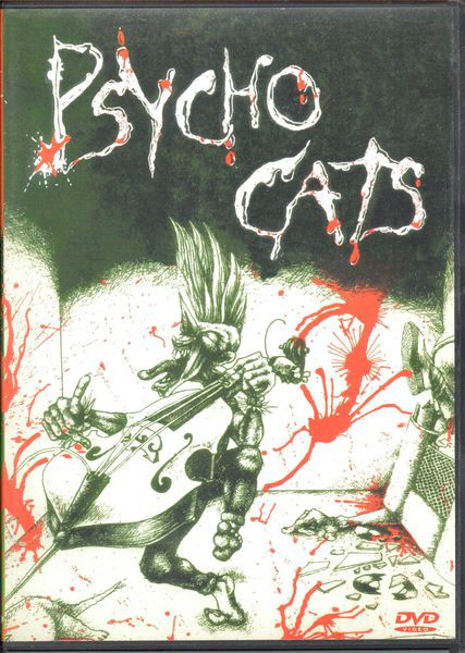 PSYCHO CATS : Various Artists