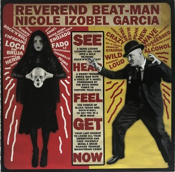 REVEREND BEAT-MAN and  IZOBEL GARCIA : Baile Bruja Muerto