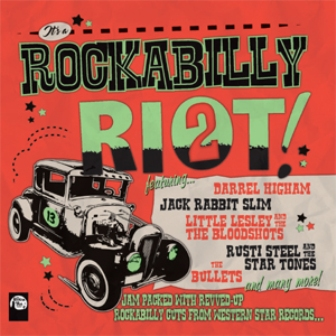 ROCKABILLY RIOT : Volume 2
