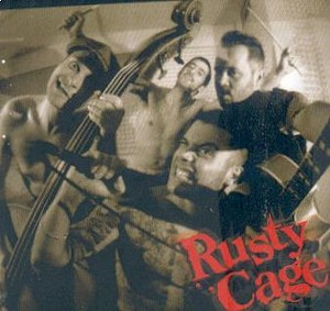 RUSTY CAGE: SPOOKY TALES FROM THE SWAMP...