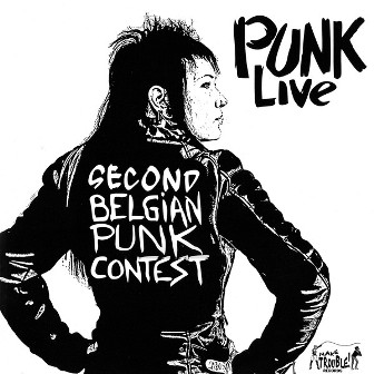 SECOND BELGIAN PUNK CONTEST : Second Belgian Punk Contest