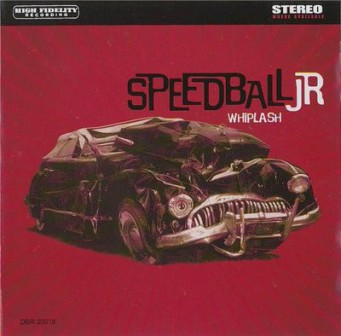SPEEDBALL JR : Whiplash!