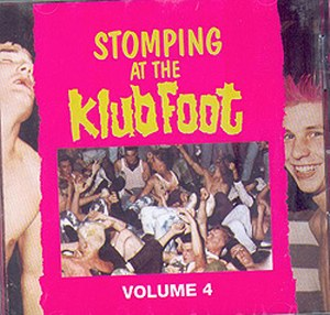 V/A: Stompin at the Klub Foot Vol. 4