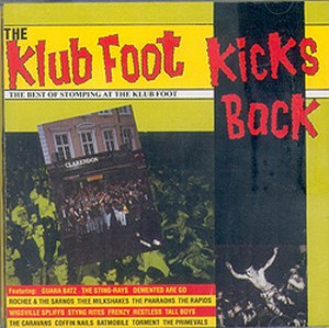 V/A: Stompin at the Klub Foot :KlubFoot kicks back