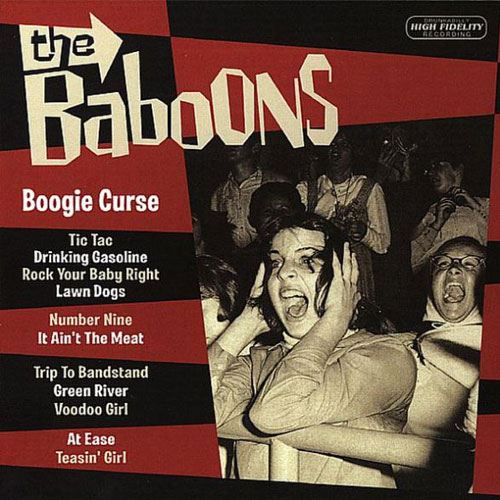 BABOONS, THE : Boogie curse