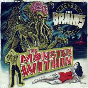 BRAINS, THE : The monster within