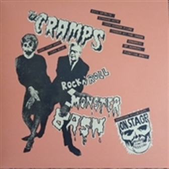 CRAMPS,THE : Rock'n Roll Monster Bash (Delux version)