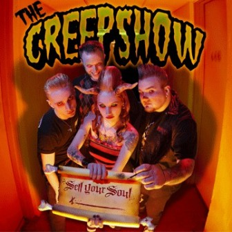CREEPSHOW, THE : Sell Your Soul