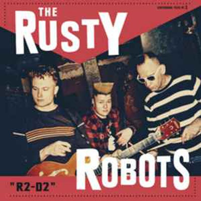 RUSTY ROBOTS, THE : R2-D2