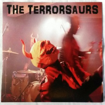 TERRORSAURS, THE : Crab Walk / Beaver Fever