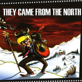 THEY CAME FROM THE NORTH : Various artists